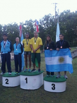 Medalla Bronce Mix